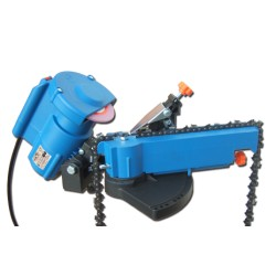 CHAIN SAW SHARPENER WITH AUTOMATIC FEED (MP)
