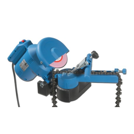 CHAIN SAW SHARPENER QUICK FEED