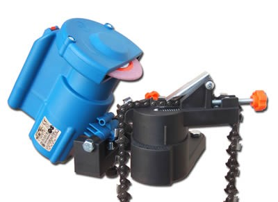 CHAIN SAW SHARPENER WITH MOTOR (MP)